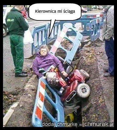Baba w rowie