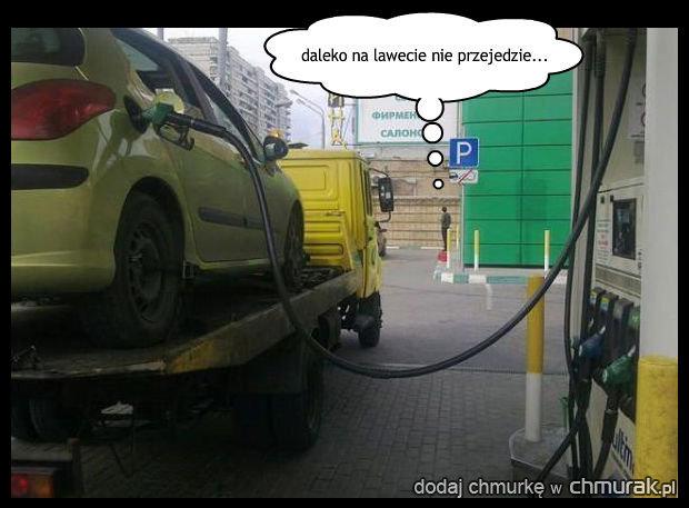 Oszczędność paliwa