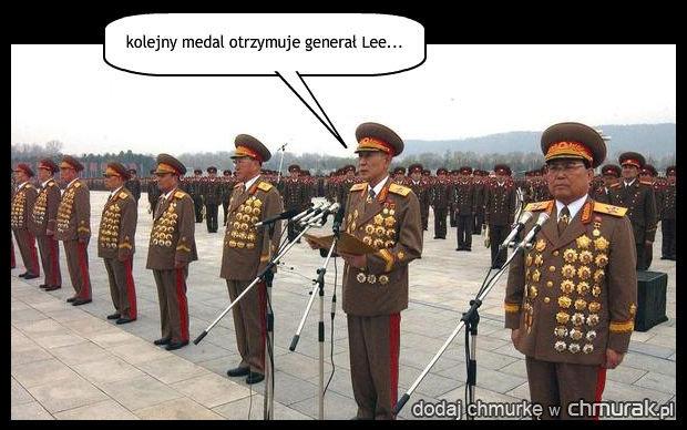 rozdanie medali