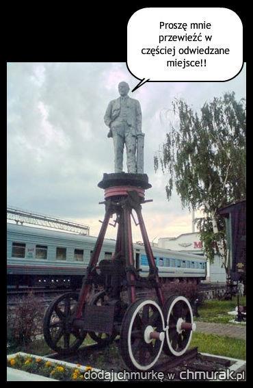 Przenośny pomnik