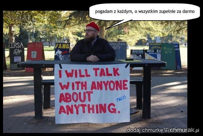 pogadaj ze mną