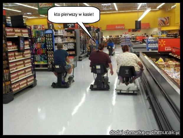 wyścigi inwalidów