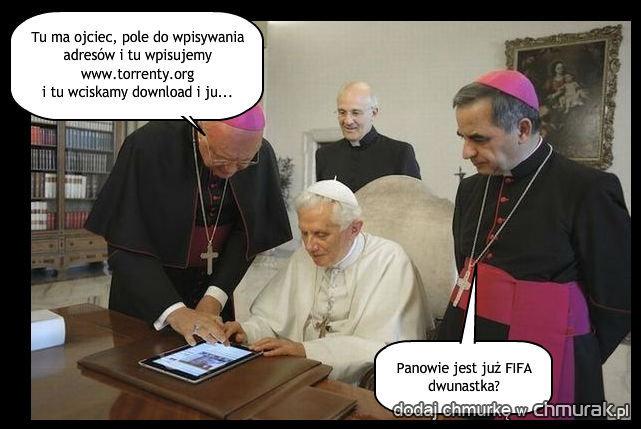 Papież vs Torrenty