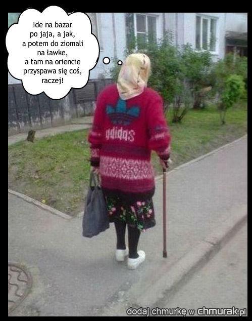 Spoks babcia