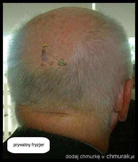 prywatny fryzjer
