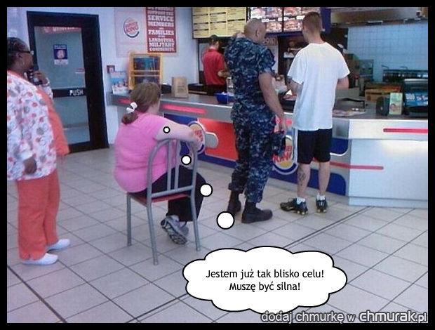 Tymczasem w Burger Kingu