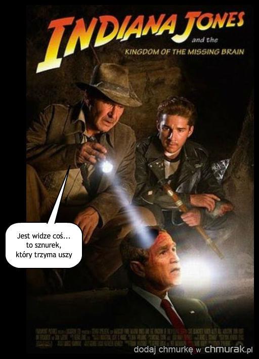 Indiana Jones i poszukiwacze zaginionej mózgownicy
