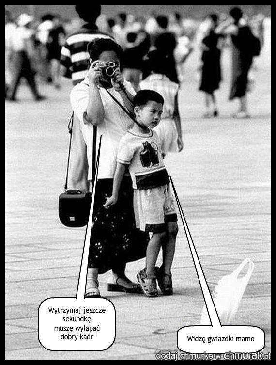Bo życie jest po to by pstrykać dobre foto