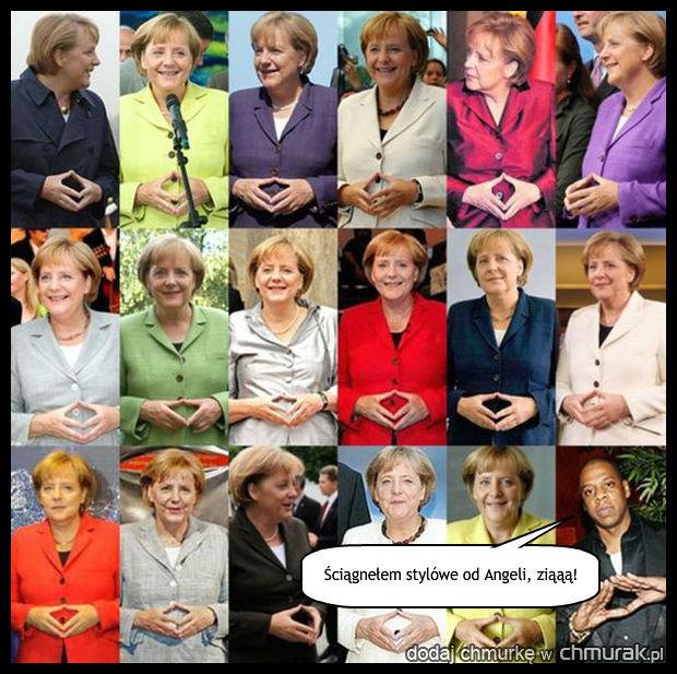 Angela Jay Merkel Z