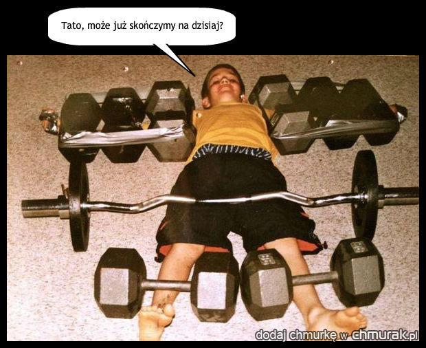 Lekkie ćwiczenia
