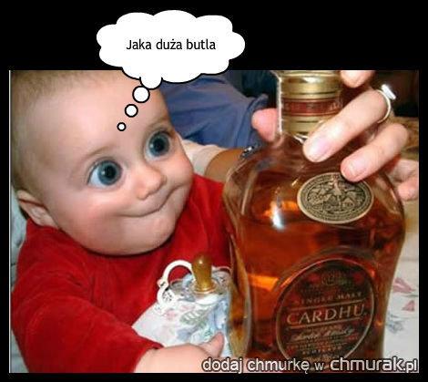 Butelka bez smoczka