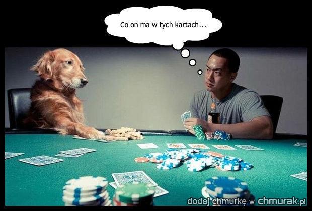 Dobry poker face