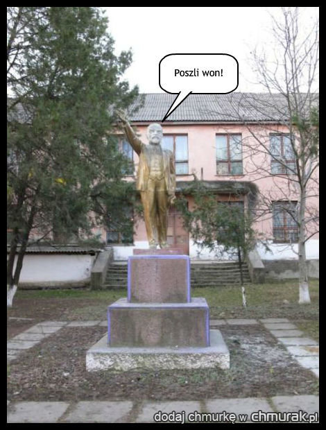 Gadający pomnik