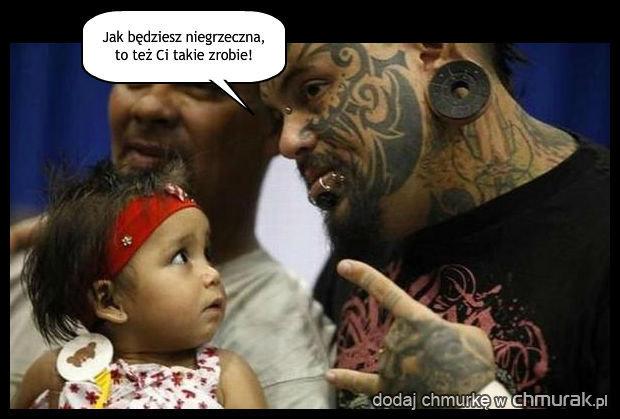 Tatuaż? Nie!