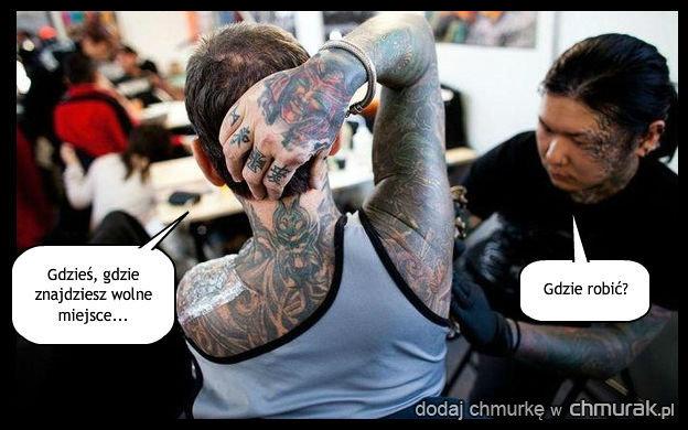 Fan tatuazy.