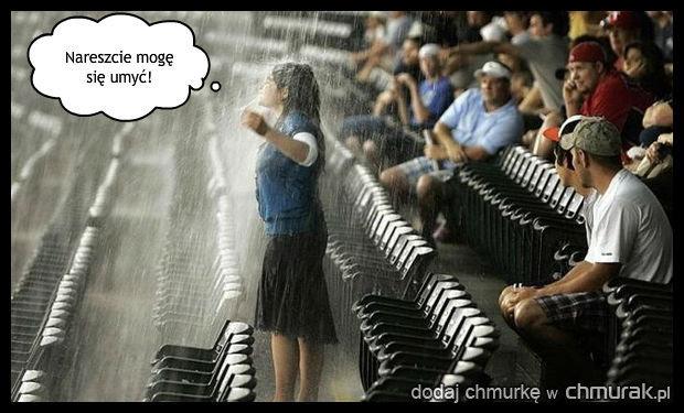 Darmowy prysznic