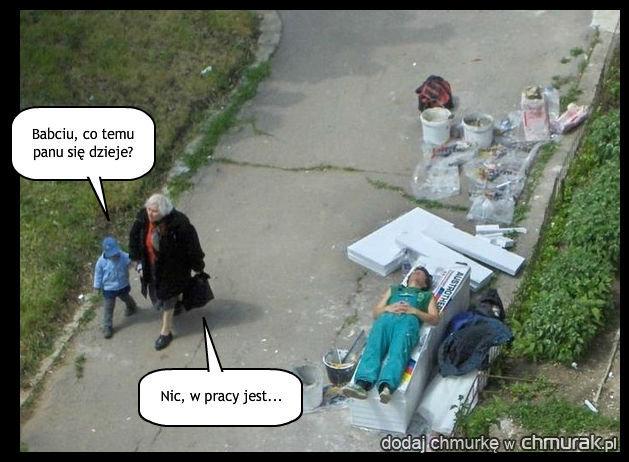Ciężka Praca Na Chmurakpl Prawda że Mamy śmieszne Zdjęcia