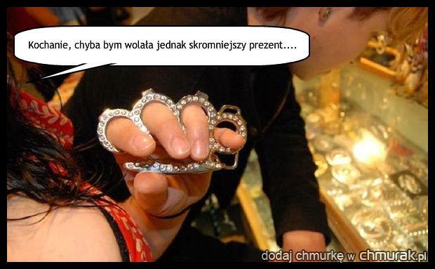 Ciekawy pierścionek