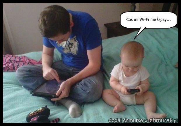 Te dziecięce problemy