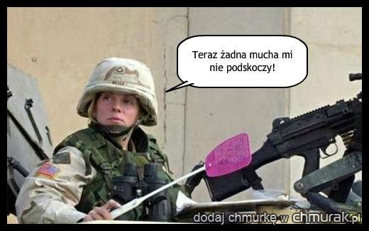Przygotowana do wojny
