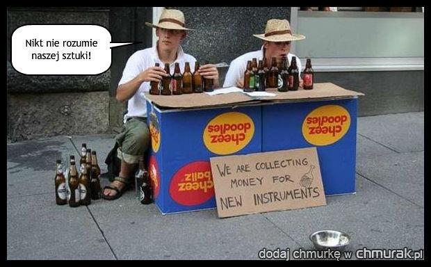 Tu naprawde nie chodzi o piwo!