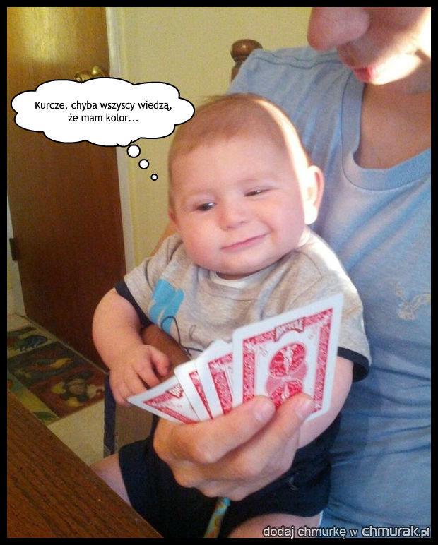 Słaby pokerzysta