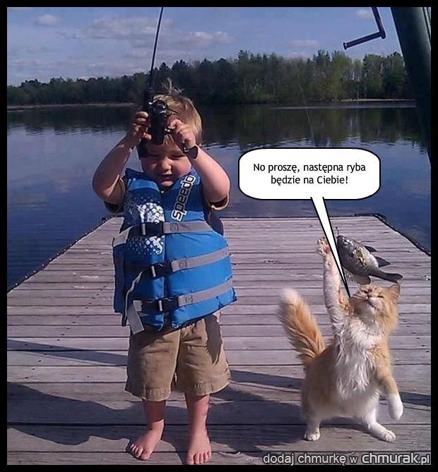 Mówiłeś to 10 ryb temu...
