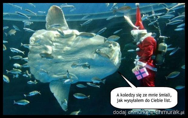 A jednak św.Mikołaj istnieje!