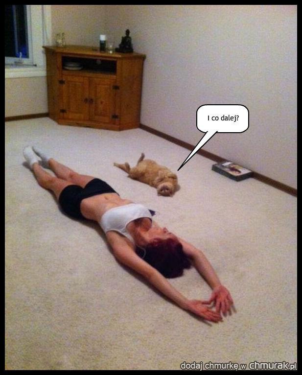 Wspólne ćwiczenia