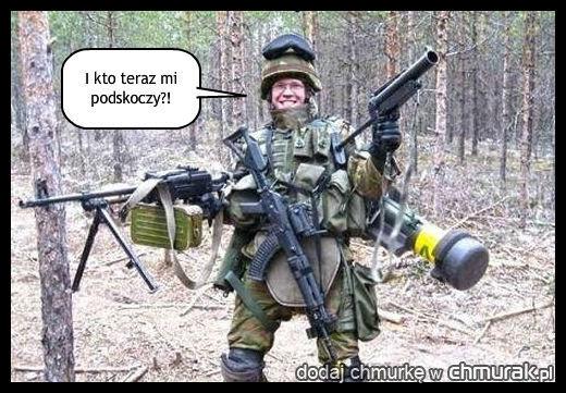 Lekkie uzbrojenie