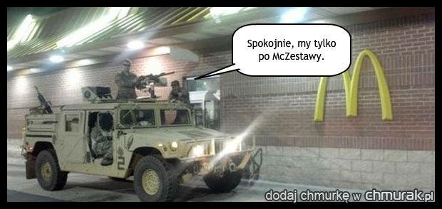 Głodne wojsko`