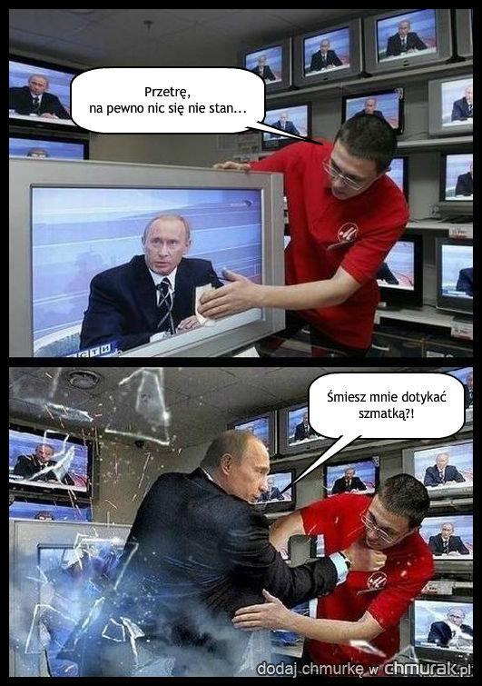 Uważaj na Putina!