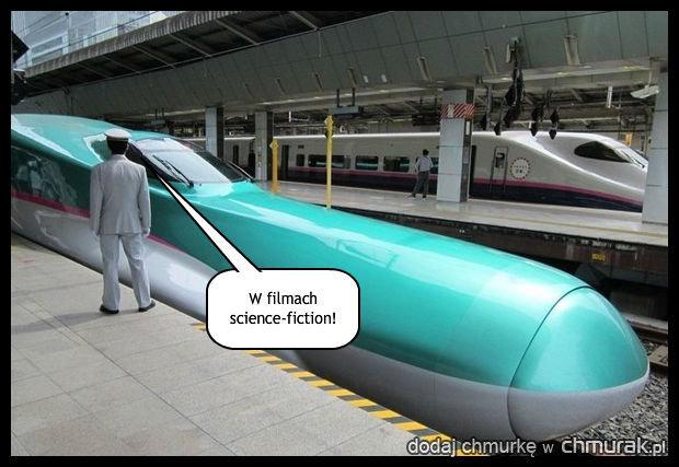 Gdzie można zobaczyć takie pociągi w Polsce?