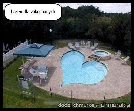 basen dla zakochanych