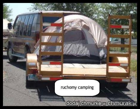 ruchomy camping