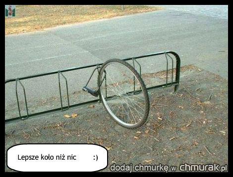 Lepsze koło niż nic