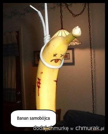 Banan samobójca