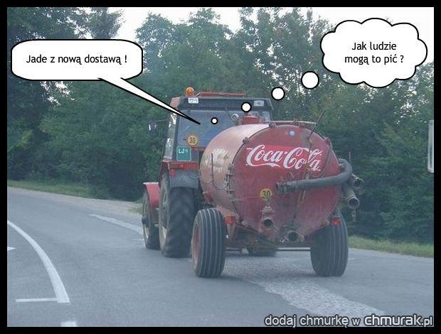 Prawdziwe oblicze Coca-Coli